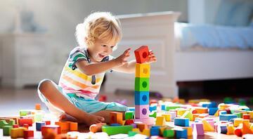 Çocuk için oyun ve oyuncağın önemi