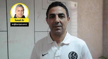 Eskişehirsporda Mustafa Özerden olay açıklama Bizi suçladılar