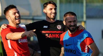 Gaziantep FKda Antalyaspor hazırlıkları sürüyor
