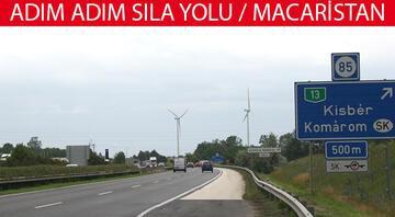 Macaristan sınırı tam bir çile