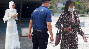 Adana'da akılalmaz olay Polis nikahı basıp gelini böyle kurtardı...