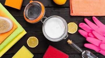Doğal ürünlerle evde yapabileceğiniz 4 temizlik ürünü