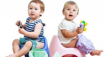 Çocukların tuvalet eğitiminde izlenecek 8 adım