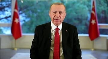 Cumhurbaşkanı Erdoğan 20.53te millete seslenecek