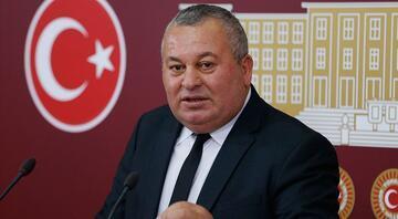 MHPli Cemal Enginyurt ihraç talebiyle disipline sevk edildi