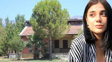 Pınar Gültekin katledilmişti İşte vahşet evi...