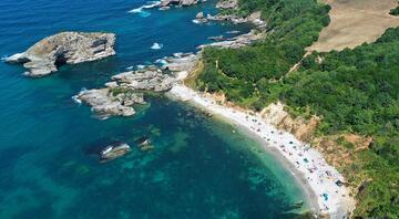 Türkiyenin en güzel koyları Sessiz sakin deniz tatili için tam zamanı...