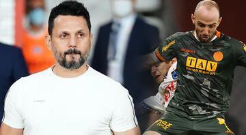 Final maçında Erol Buluta olay tepki Tekme attı...