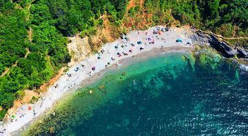 Türkiyenin en güzel koyları Sessiz sakin bayram tatili için tam zamanı...