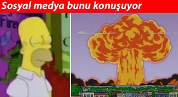 Simpson kehanetleri harekete geçti Beyrut patlamasını da bildi mi