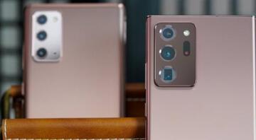 Samsung Galaxy Note 20 Ultra tanıtıldı İşte özellikleri ve fiyatı