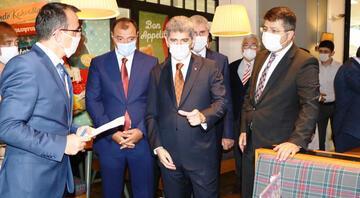 İçişleri Bakan Yardımcısı Muhterem İnce, corona virüs denetimlerine katıldı