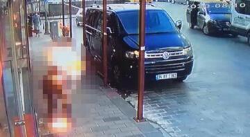 İstanbulda korkunç olay Kardeşini tinerle yaktı...