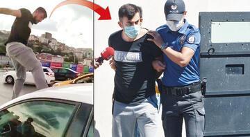 O maganda tutuklandı