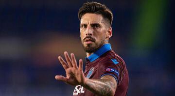 Trabzonspordan Jose Sosa açıklaması
