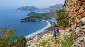 Likya Yolu ile ilgili ilk yazım olan Kayaköy ve Faralya gezi rehberi