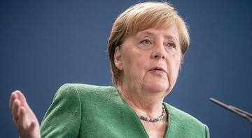 Merkelden Doğu Akdeniz açıklaması