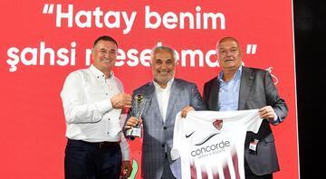 Hatayspor'a destek gecesi düzenlendi
