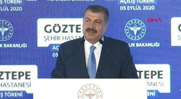 Sağlık Bakanı Koca: Yitirmekten korktuğumuz ağır hasta sayılarımız da yükselişe geçmiş durumda