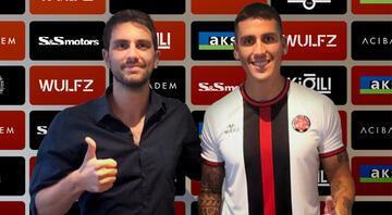 Enzo Roconun yeni takımı resmen açıklandı Süper Lig...