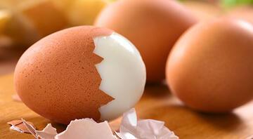 Haşlanmış yumurta en kolay nasıl soyulur Farklı yöntemleri sizin için araştırdık