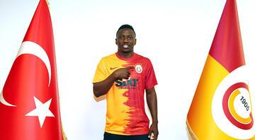 Galatasaray, Etebo transferini resmen açıkladı