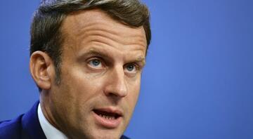 Fransa Cumhurbaşkanı Macrondan Türkiye açıklaması