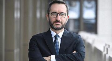 İletişim Başkanı Altun: Cumhurbaşkanımız güçlü ve büyük Türkiyeye liderlik etmeye devam edecektir