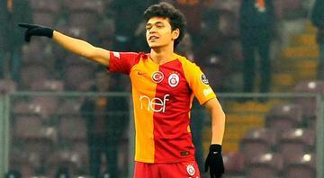Galatasarayda Mustafa Kapı veda etti