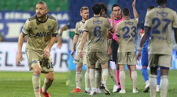 Caner Erkinin penaltısı olay oldu İtirazlar ve tepkiler...