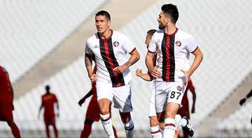 Fatih Karagümrük 3-0 Yeni Malatyaspor | Maçın özeti ve golleri