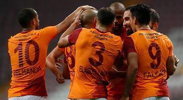 Galatasaray 3-1 Gaziantep FK | Maçın özeti ve golleri