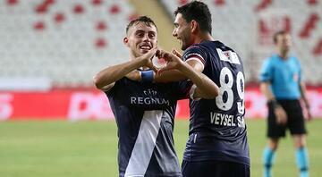 Antalyaspor 2-0 Gençlerbirliği