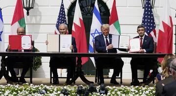 İsrail-BAE-Bahreyn arasındaki anlaşma resmen imzalandı
