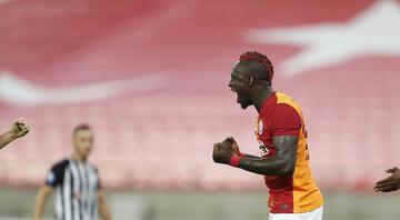 Neftçi Bakü - Galatasaray maçından fotoğraflar
