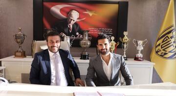 Ankaragücü, Alper Potuk transferini açıkladı