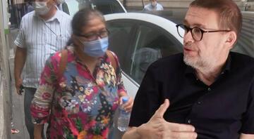 Karaköyde Amerikalı gazeteci ölü bulunmuştu Eşi ifade verdi