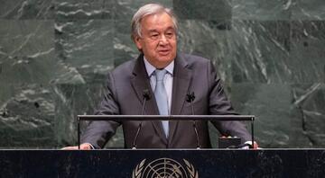 Son dakika haber: BM Genel Sekreterinden ateşkes çağrısı
