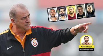 Galatasarayda mevki antrenörlüğü devri