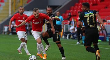 Göztepe 2-2 Gaziantep FK (Maçın özeti ve golleri)
