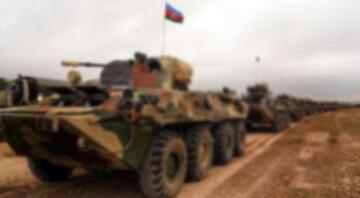 Köyler bombalanmıştı Azerbaycan karşı saldırı başlattı