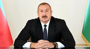 Aliyev Azerbaycan'ın tek koşulu Ermenistan ordusunun geri çekilmesidir