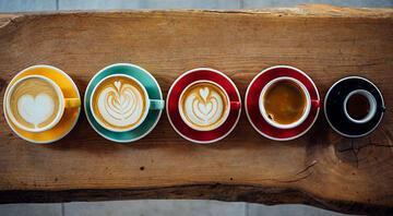 Hepsi birbirinden lezzetli... İşte dünyanın en tanınmış kahveleri