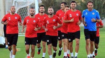 Antalyasporda Yeni Malatyaspor maçında Doğukan, Serdar ve Drole yok