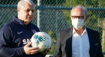 Gaziantep FK asbaşkanı Müslüm Özmen: Güçlü ve alternatifli bir kadro kurduk...