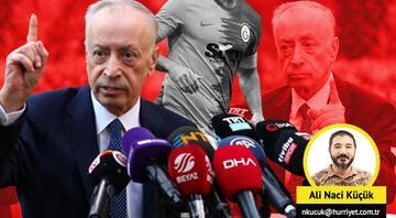 Galatasarayda Mustafa Cengizin ne halt yediklerini anlatacağım dediği iki futbolcu
