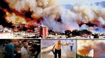 Yangınları PKK üstlendi İhanet ateşi