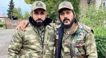 Yeşil sahadan Azerbaycan ordusuna Kayserisporun eski futbolcusu Rashad Sadigov...