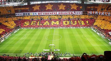 TFFnin seyirci kararı sonrası Galatasarayın iç saha maçlarına kaç taraftar girebilecek