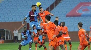 Trabzonspor, Başakşehiri 10 maçtır yenemiyor